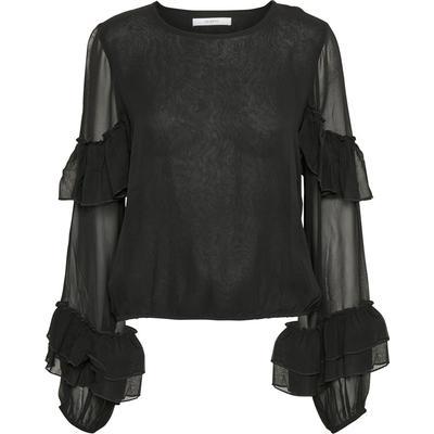 Gestuz Pears Solid Blouse Black (10901417)