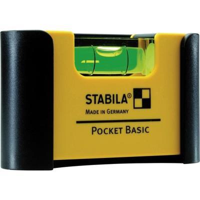 Stabila Pocket Basic 18114 70mm Vaterpas