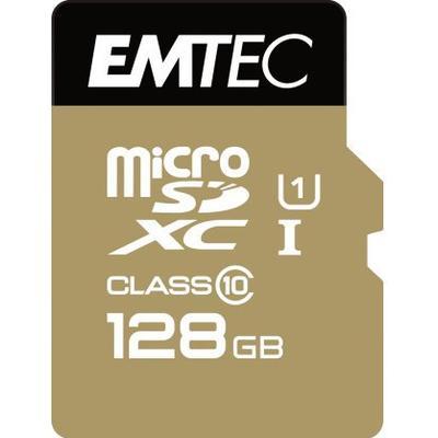 Emtec Gold+ MicroSDXC Class10 128GB