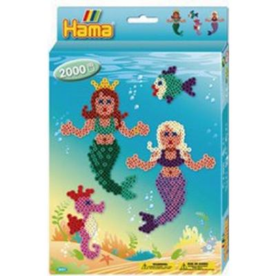 Hama Midi Beads Mermaid Hanging Box