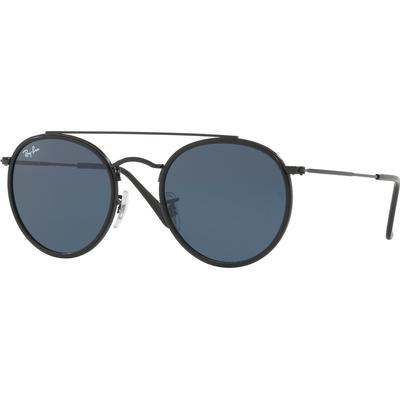 Ray-Ban Round Double Bridge RB3647N 002/R5