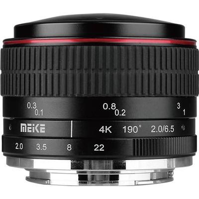 Meike 6.5mm F2.0 Fisheye for Sony E