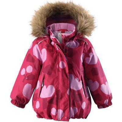 Reima Pihlaja Winter Jacket - Berry (511256B-3564)