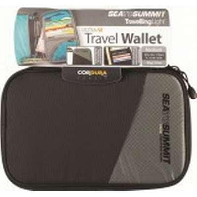 Sea to Summit Medium Travel Wallet - Black