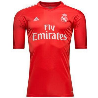 Adidas Real Madrid Goalkeeper Jersey 17/18