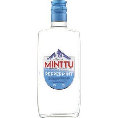 Minttu Peppermint 40% 50 cl