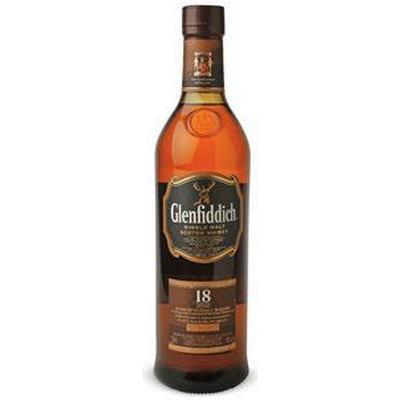 Glenfiddich 18 YO Single Malt 40% 70 cl