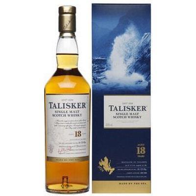 Talisker 18 YO Single Malt 45.8% 70 cl