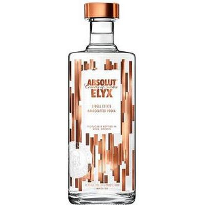 Absolut Vodka Elyx 42.3% 70 cl