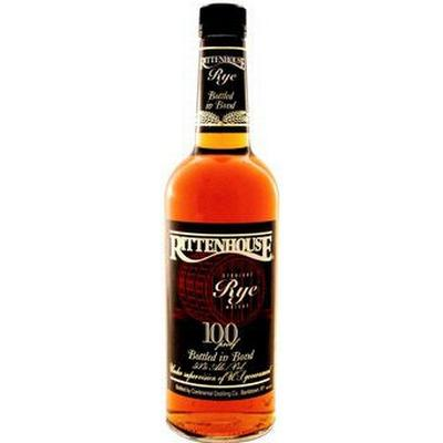 Rittenhouse Rye Whiskey 50% 70 cl