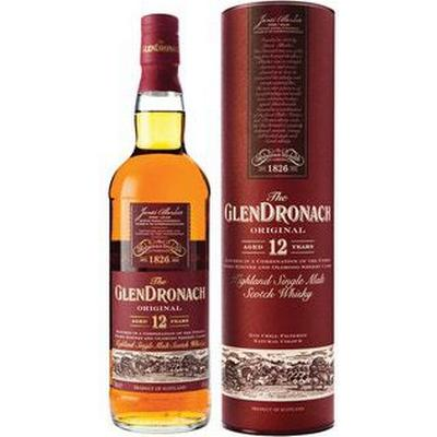 GlenDronach Original 12 YO Highland Single Malt 43% 70 cl