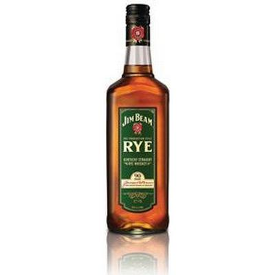 Jim Beam Rye Whiskey 40% 70 cl