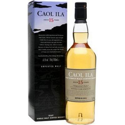 Caol Ila 15 YO Islay Single Malt 61.5% 70 cl