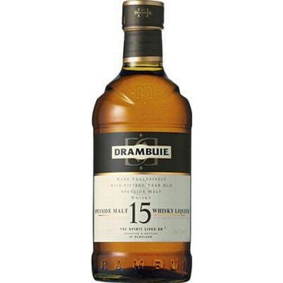Drambuie 15 YO Speyside Whisky Liqueur 43% 100 cl