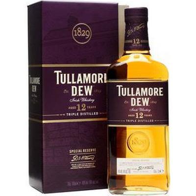 Tullamore DEW 12 YO 40% 70 cl