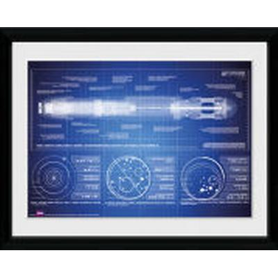 GB Eye Doctor who Sonic Screwdriver 30x40cm Affisch