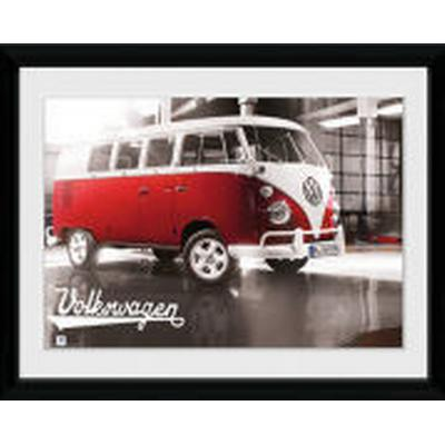 GB Eye VW Camper Warehouse 30x40cm Affisch
