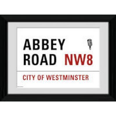 GB Eye London Abbey Road 30x40cm Affisch