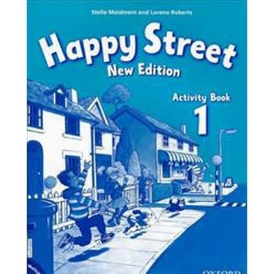 Happy Street: 1 New Edition: Activity Book and MultiROM Pack (Övrigt format, 2009)