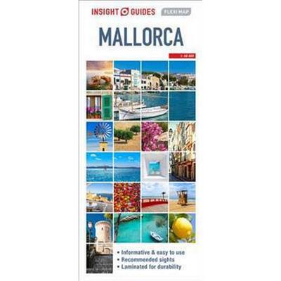 Insight Flexi Map: Mallorca (Övrigt format, 2016)