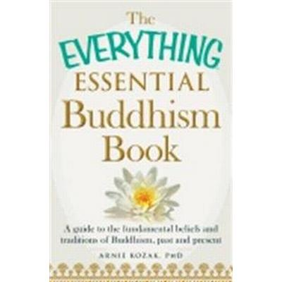 The Everything Essential Buddhism Book (Pocket, 2015)