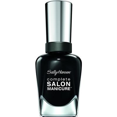 Sally Hansen Complete Salon Manicure #403 Hooked On Onyx 14.7ml