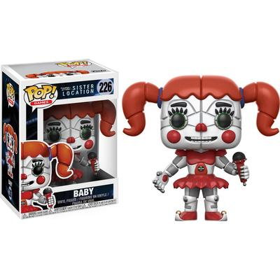 Funko Pop! Games Five Nights at Freddy's Sister Location Baby