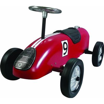 Great Gizmos Red Retro Racer Ride On 8341