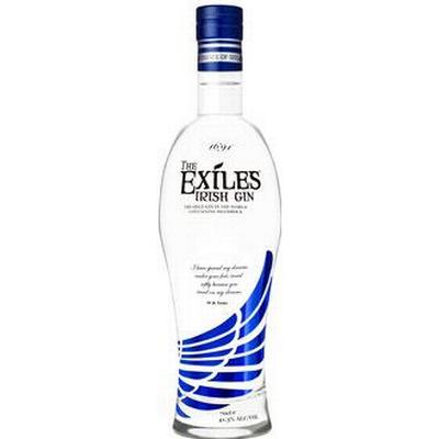 Exiles Exiles Irish Gin 41% 70 cl