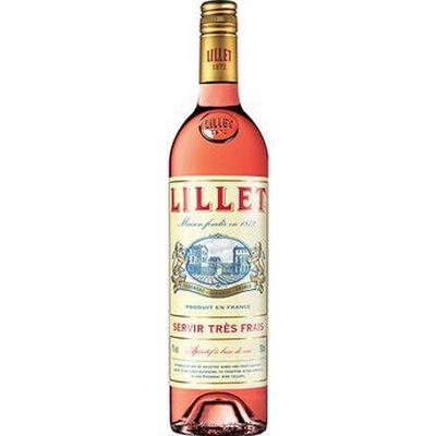 Lillet Rosé 17% 75 cl