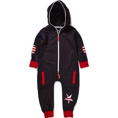 Lundmyr Romper Jumpsuit - Black