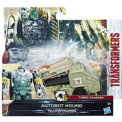 Hasbro Transformers the Last Knight 1 Step Turbo Changer Autobot Hound C1314