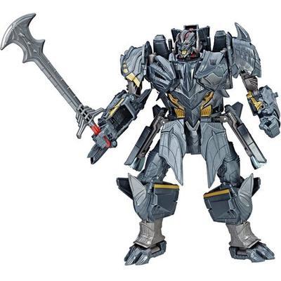 Hasbro Transformers the Last Knight Premier Edition Voyager Class Megatron C2355