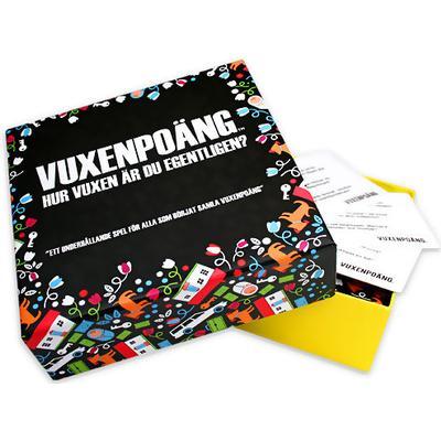 Kylskapspoesi Vuxenpoäng (Svenska)