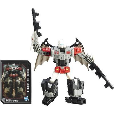 Hasbro Transformers Generations Titans Return Autobot Twinferno & Daburu C0272