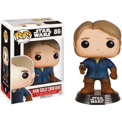 Funko Pop! Star Wars Han Solo in Snow Gear the Force Awakens