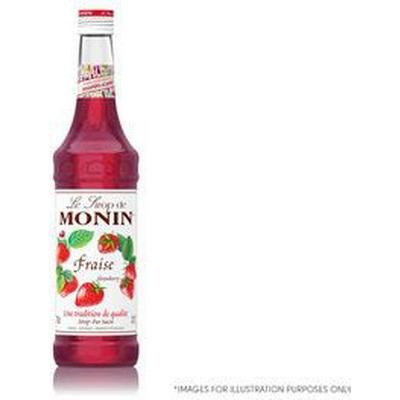 Monin Syrup Strawberry 0% 70 cl