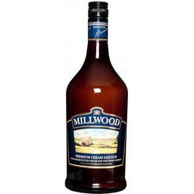 Millwood Cream Liqueur 17% 70 cl