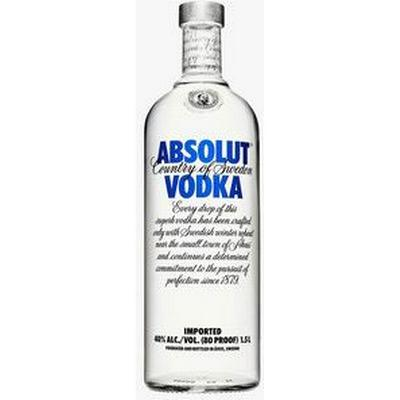 Absolut Vodka (Magnum) 40% 150 cl