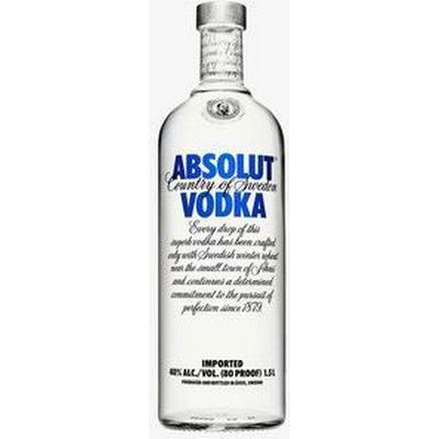 Absolut Vodka (Magnum) 40% 150 cl