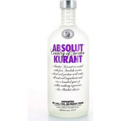 Absolut Vodka Kurant 40% 70 cl