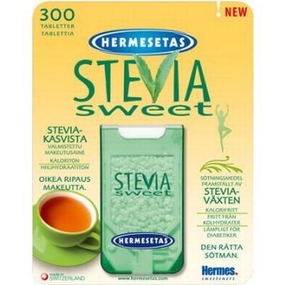 Hermesetas Stevia Sweet 300 Tablets