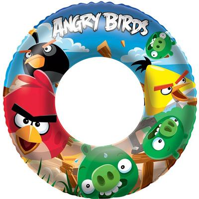 Bestway Angry Birds Swim Ring 56cm