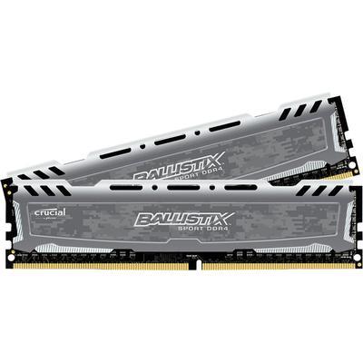 Crucial Ballistix Sport LT DDR4 2400MHz 2x8GB (BLS2C8G4D240FSB)