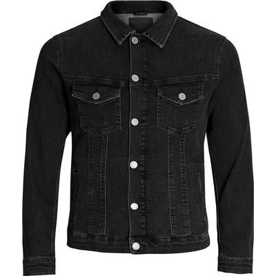 Jack & Jones Casual Jacket Black Denim (12118286)