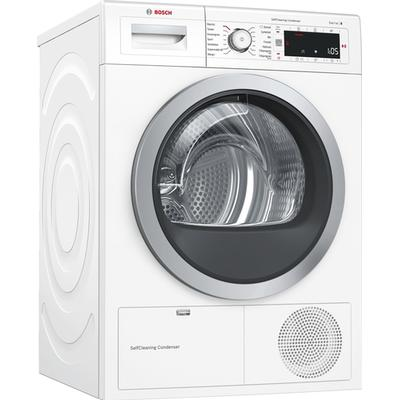 Bosch WTW8758LSN Hvid