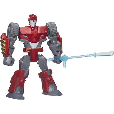 Hasbro Transformers Robots in Disguise Hero Mashers Sideswipe Action Figure B0778