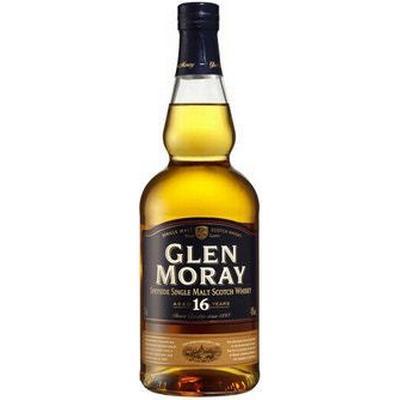 Glen Moray 16 YO Speyside Single Malt 40% 70 cl