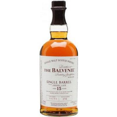 The Balvenie Balvenie Single Barrel 15 YO Sherry Cask 47.8% 70 cl