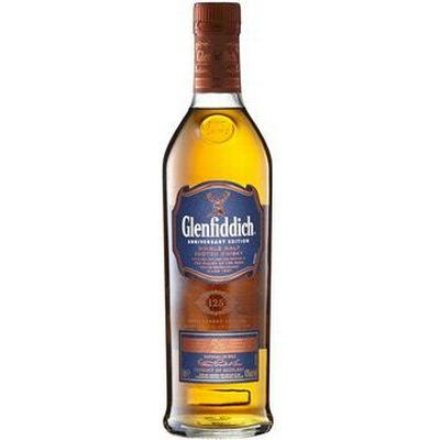Glenfiddich 125 Anniversary Edition 43% 70 cl
